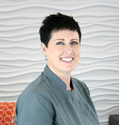 <strong>MARIE JOHNSON</strong><br/> Dental Nurse