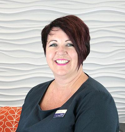 <strong>NICOLA ASHLEY</strong><br/> Receptionist & Dental Nurse