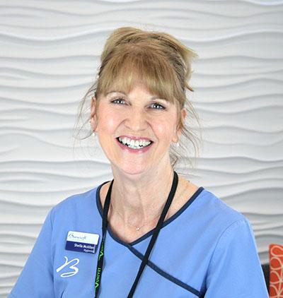 <strong>SHEILA MCALLAN</strong><br/> Dental Hygienist