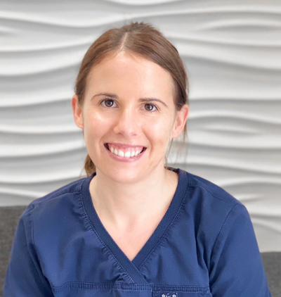 <strong>KIMBERLEY CLAPHAM</strong><br/> Dental Hygienist