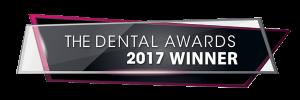the dental awards 2017 winner