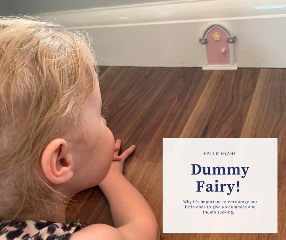 dummy fairy childrens dentistry hitchin