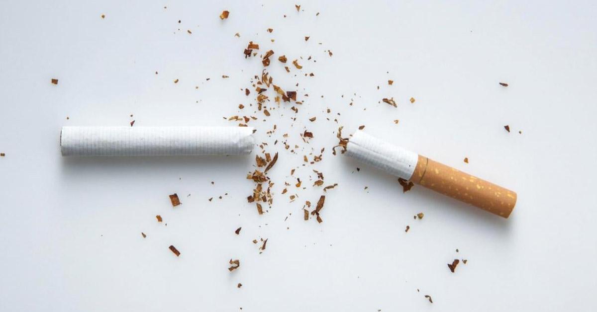 smoking dental health
